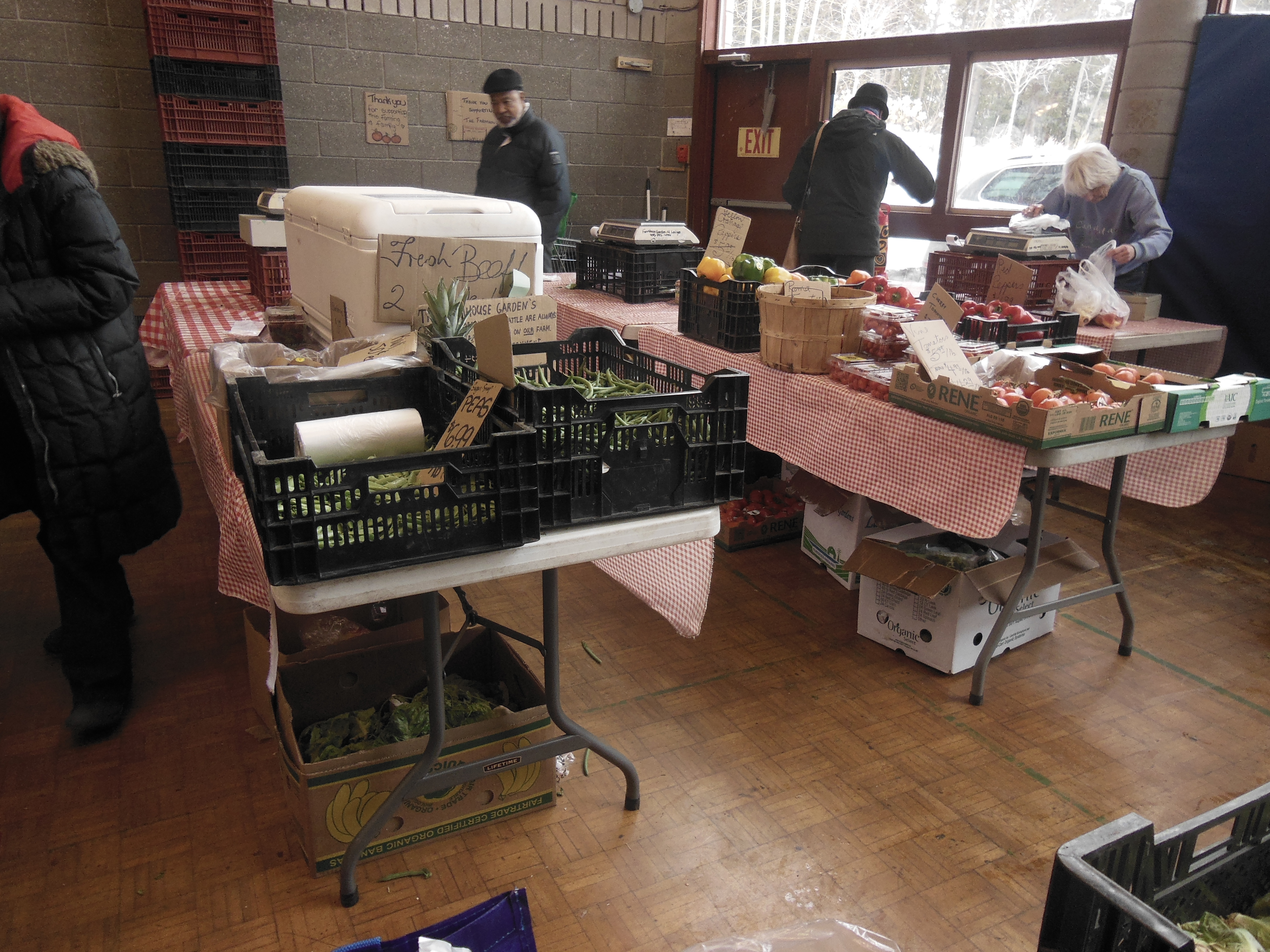 organic farmers market in thornhill – Bridle Kitchen