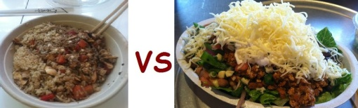 chipotle vs freshii more bowls