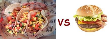chipotle vs mcD BLT