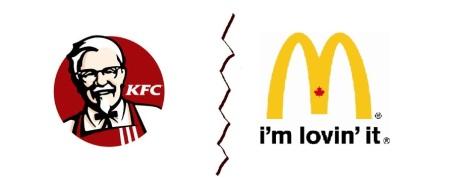 kfc vs mcD