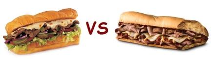 sub vs quiz sandwich