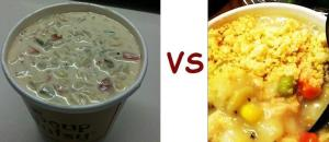 SN vs Zoup chicken